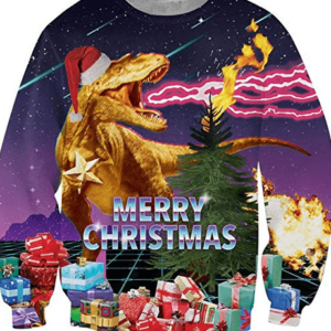Sweatshirts 3D Print Uideazone Unisex Ugly Christmas Pullover