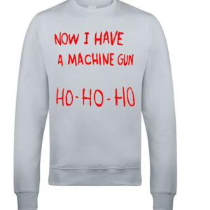 Die Hard Christmas Jumpers