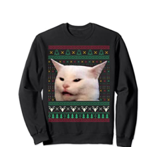 meme christmas jumper