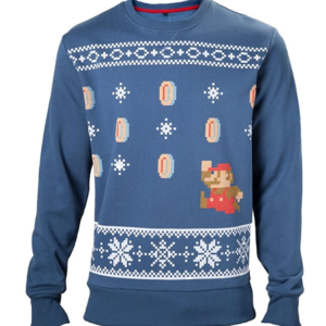 Super Mario Christmas Jumpers