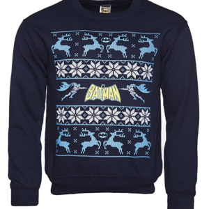Batman Christmas Jumpers