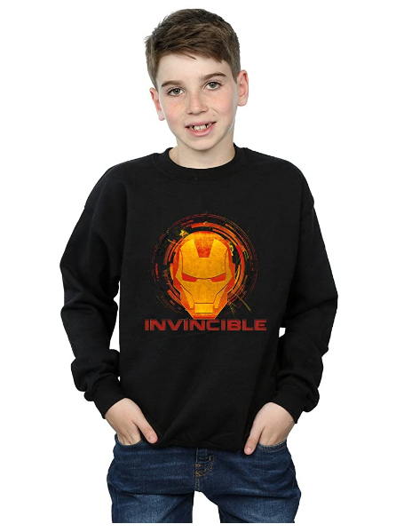 Iron Man Christmas Jumpers