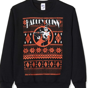 Harley Quinn Christmas Jumpers