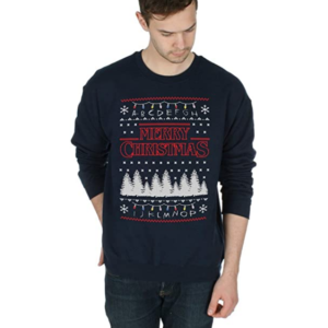 Stranger Things Christmas Jumpers
