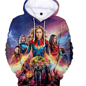 Avengers Christmas Jumpers