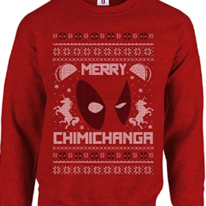 Deadpool Christmas Jumpers