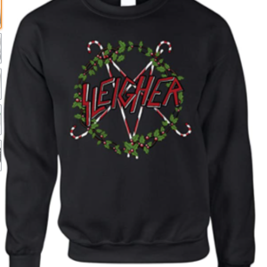 Iron Maiden Christmas Jumper