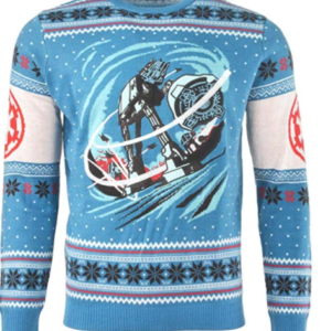 Star Trek Christmas Jumper