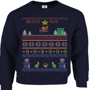 lord of the rings christmas jumper